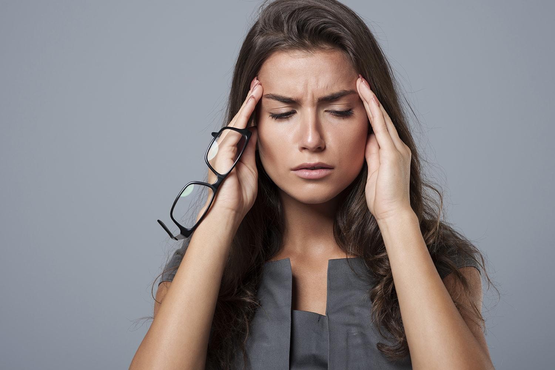 Przewlekły ból głowy